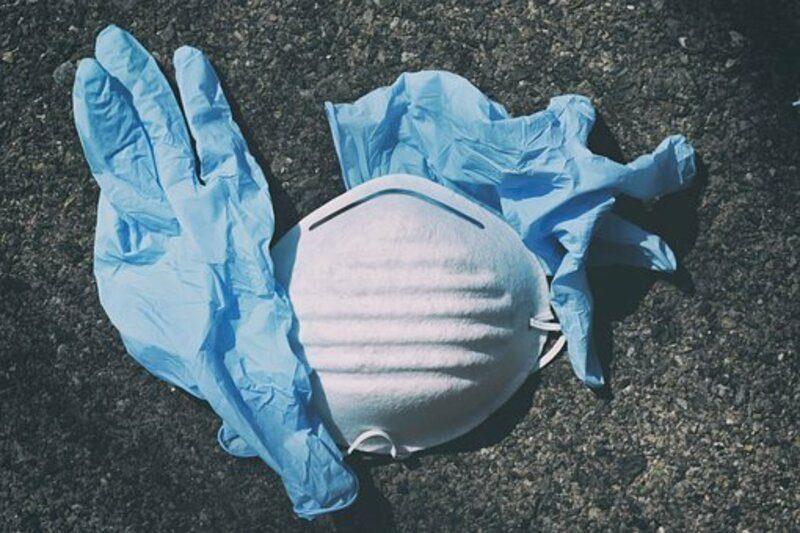 Baleares: En marcha una campaña para desechar adecuadamente guantes y mascarillas usados
