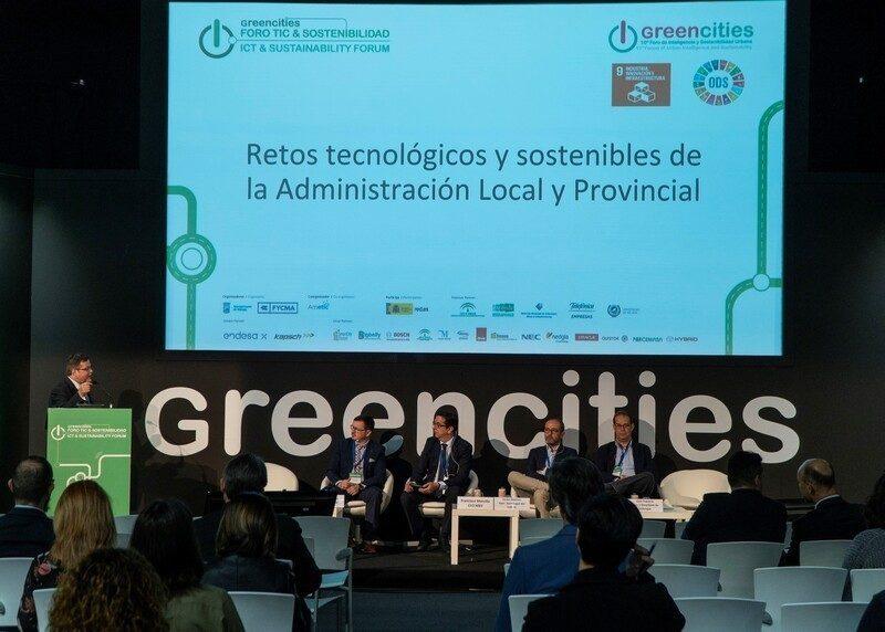 Soluciones inteligentes y sostenibles para los nuevos retos de las ciudades en GREENCITIES y S-MOVING 2020