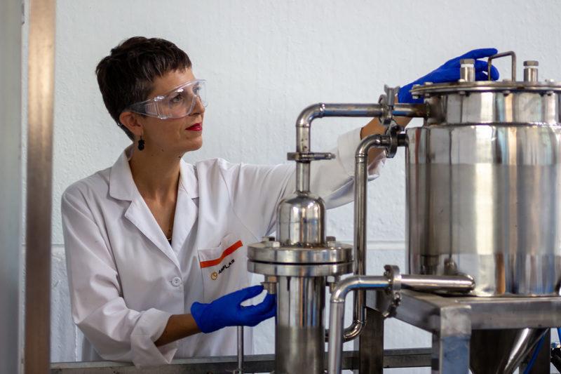 Proyecto ELIOT: nuevos métodos de reciclado de biocomposites al servicio de la aeronáutica