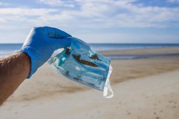 Los residuos de la COVID-19: pensar en el impacto ambiental más allá de los productos de un solo uso