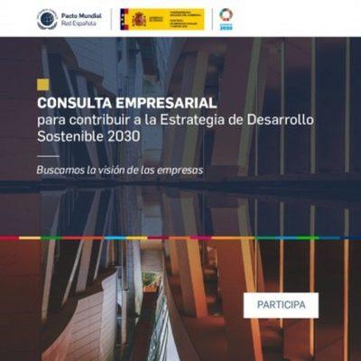 El Gobierno lanza una consulta pública a todas las empresas españolas sobre desarrollo sostenible