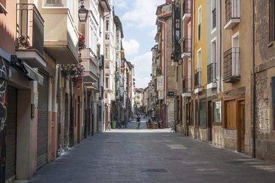 País Vasco: El casco viejo de Vitoria Gasteiz tendrá nuevo sistema de recogida de basura
