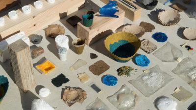 Un diseñador transforma los residuos de El Celler de Can Roca en objetos de uso cotidiano