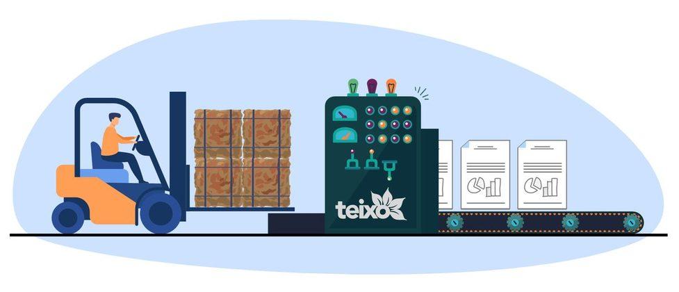 Teixo: tecnología para la digitalización del sector residuos