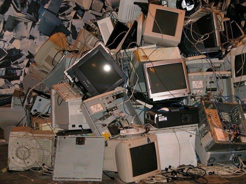 La gestión de la basura electrónica, clave en la lucha contra el cambio climático