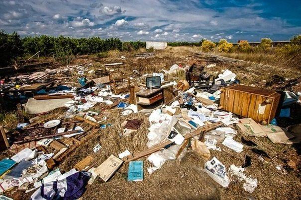 Aragón: Proponen crear una red de recogida de residuos voluminosos en las Cinco Villas