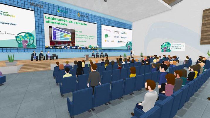 """Celebrada la V Jornada Debate """"Plásticos y Economía Circular"""", con la sostenibilidad como gran reto de futuro"""