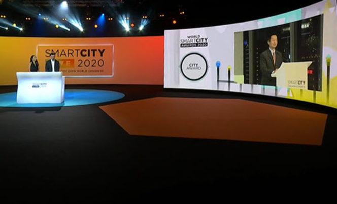 Shanghai, escogida Smart City de 2020 en Smart City Live