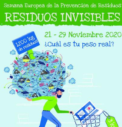La Semana Europea de los Residuos 2020 está en marcha hasta el 29 de noviembre