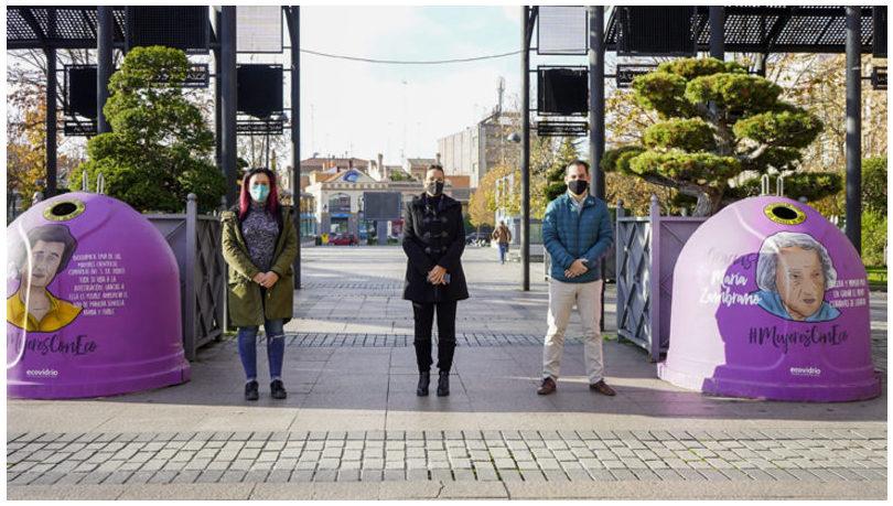 """Madrid: Reactivada la campaña de Ecovidrio """"Mujeres con eco"""" para incentivar el reciclaje en Móstoles"""