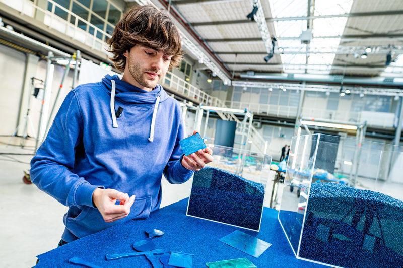 Un joven holandés que limpia el plástico de los océanos, Premio Princesa de Girona 2020