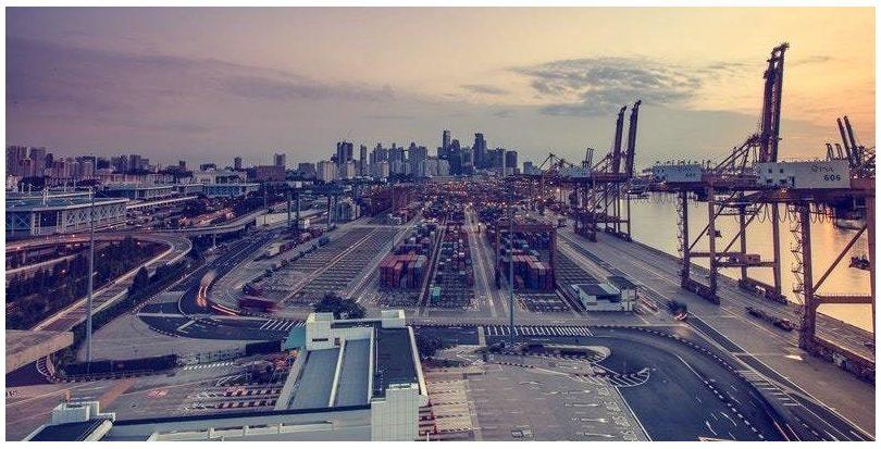 Bélgica: El Puerto de Ostende retira 100 toneladas de residuos extraídos del Mar del Norte