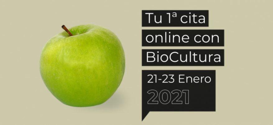 BioCultura ON se celebrará por primera vez en formato virtual entre el 21 y el 23 de enero