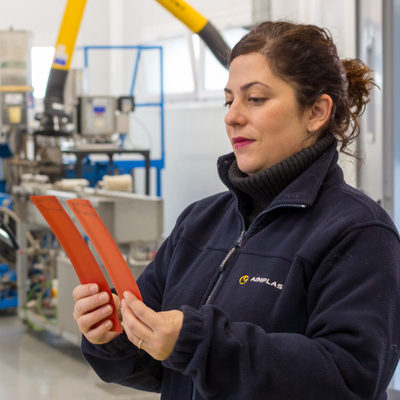 DUPROMAT: materiales más resistentes y hasta un 50% de reciclado para las protecciones portuarias