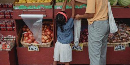 Los consumidores se preocupan cada vez más por la sostenibilidad de sus alimentos