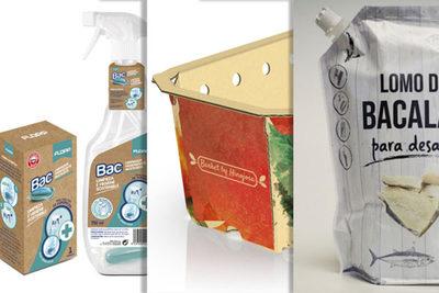 Tres envases sostenibles españoles, premiados en el certamen de packaging más importante del mundo