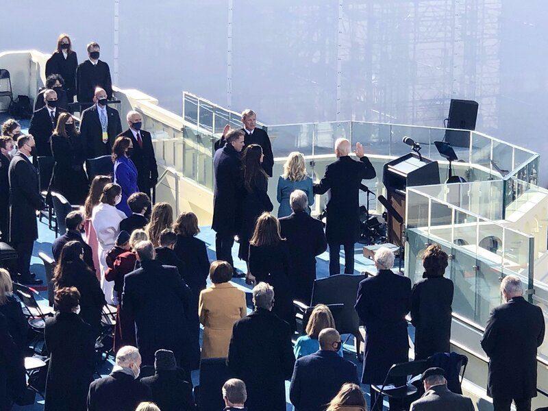 Joe Biden se estrena en la presidencia reincorporando EE.UU. al Acuerdo de París