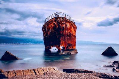 El fondo marino más sucio del planeta está en el Estrecho de Messina, según un estudio