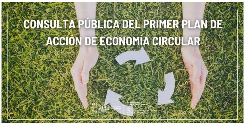 En consulta pública hasta el 26 de febrero el Plan de Acción de Economía Circular 2021-2023