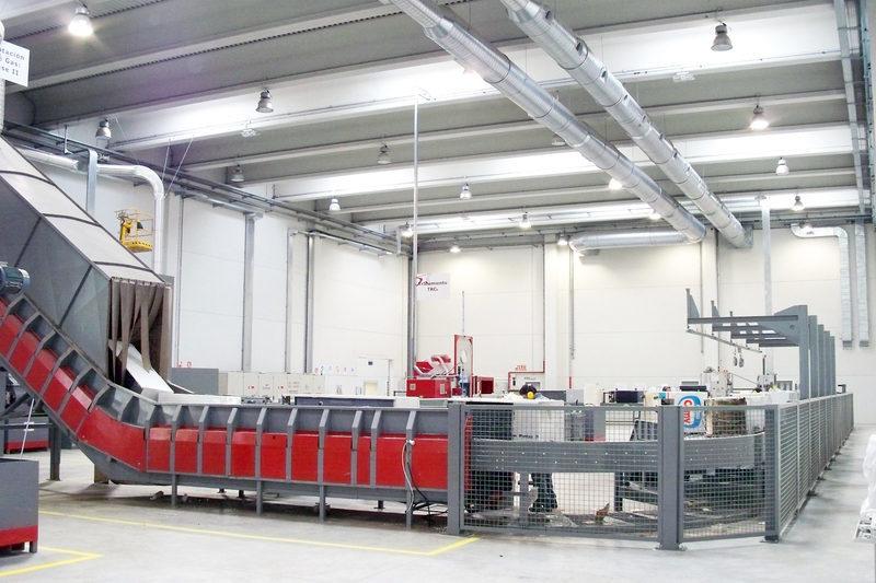 Navarra: La planta de reciclaje de Aoiz será objeto de mejoras por valor de 2 millones de euros