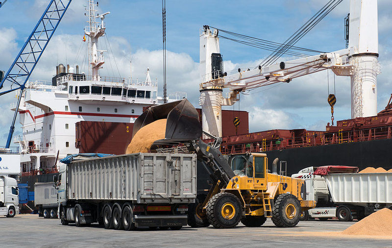 Galicia: Retiradas más de mil toneladas de residuos en el puerto de Marín (Pontevedra)