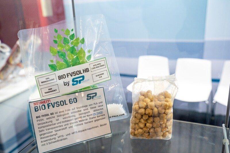 Desarrollan un nuevo film barrera multicapa compostable basado en biopolímeros