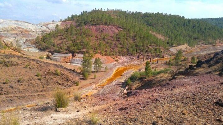 Andalucía: En tramitación una planta de tecnosuelos en el enclave minero de Riotinto (Huelva)