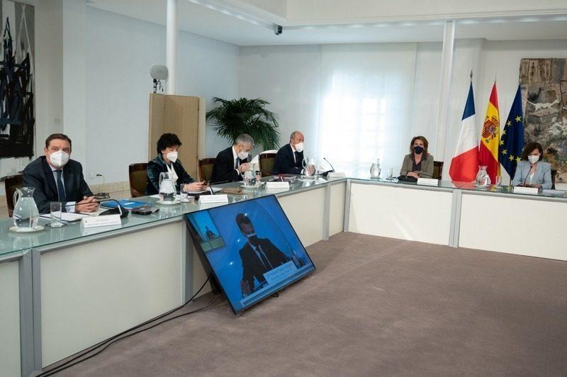Francia y España refuerzan su compromiso con la transición verde en una cumbre bilateral