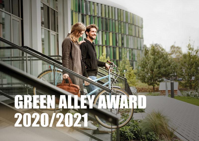 Seis proyectos de economía circular compiten por el Green Alley Award 2021