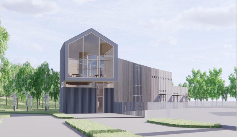 Investigan nuevos materiales y sistemas constructivos basados en una economía circular de la madera