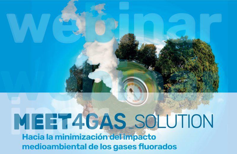 ERP subraya en un webinar el papel de los SCRAP en la recuperación de gases fluorados