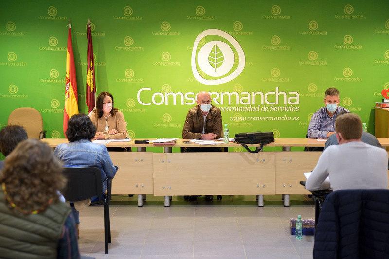 Castilla La Mancha: Autorizadas mejoras en el sistema de control y acceso a la planta de RSU Comsermancha