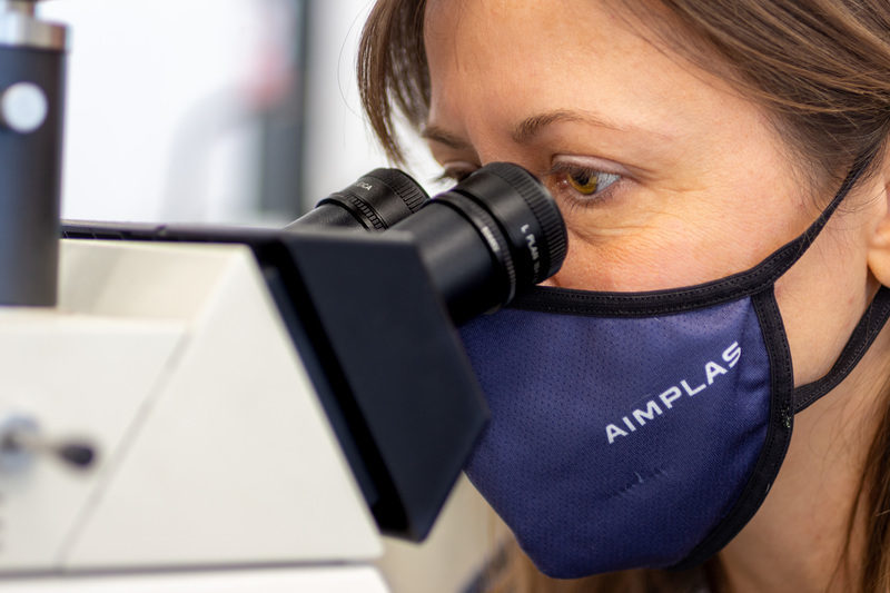 Un instituto español desarrolla una metodología para analizar microplásticos en procesos industriales