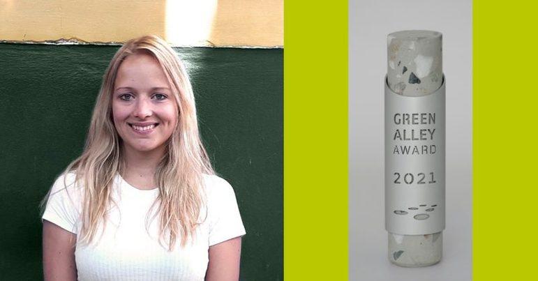 Green Alley Award 2021 premia la transformación de residuos agrícolas como alternativa al plástico