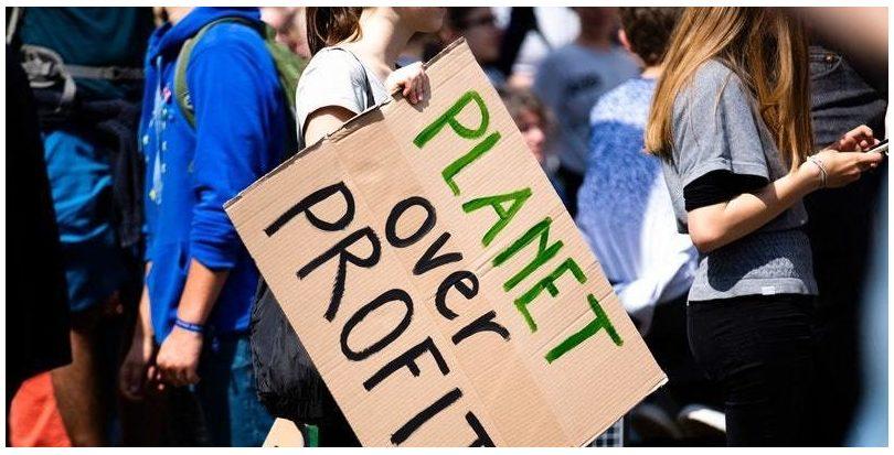 La degradación medioambiental preocupa más a los jóvenes europeos que la COVID-19