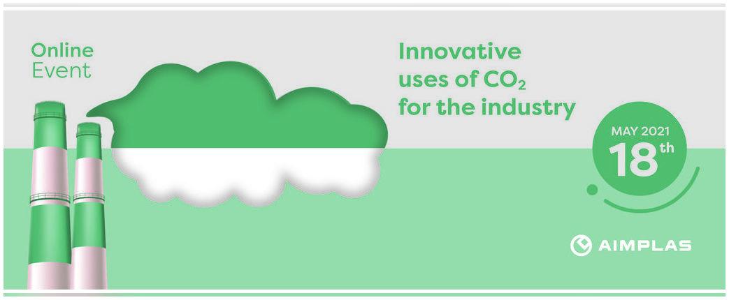 Jornada online sobre utilización del CO2 en la industria para una economía baja en carbono (18 mayo)