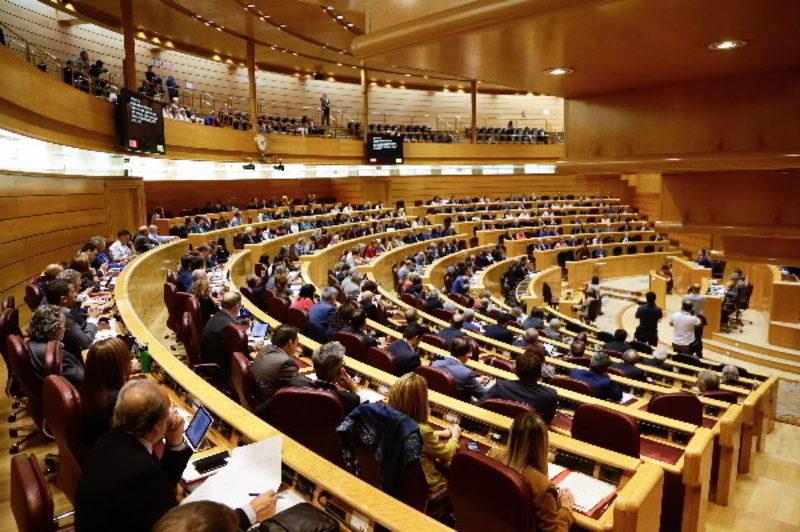 El Senado da vía libre a la futura Ley de Cambio Climático, que podría aprobarse este mes de mayo
