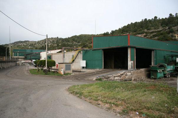 Castellón: La planta de Reciplasa separadores balísticos para reducir los residuos que llegan al vertedero