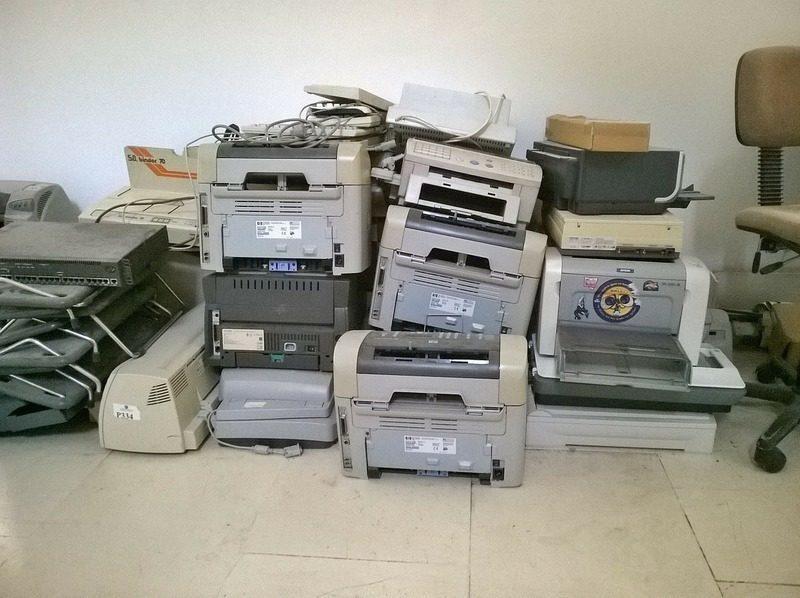 El mundo está más lleno de basura electrónica que nunca