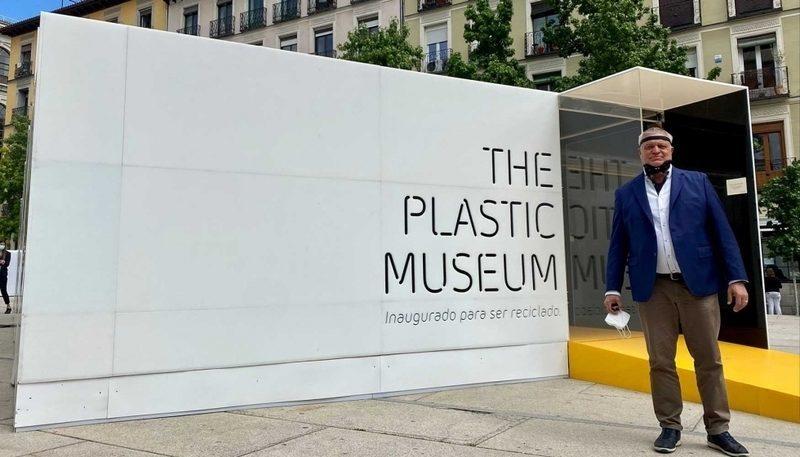 Inaugurado en Madrid el primer museo reciclable de plástico del mundo
