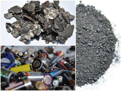 ERP España recuperó en 2020 más de 2.000 toneladas de materiales procedentes de pilas y baterías usadas