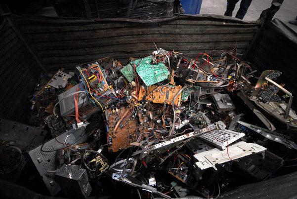 El reciclaje de RAEE y pilas resistió a la ralentización impuesta por la COVID-19 el año pasado