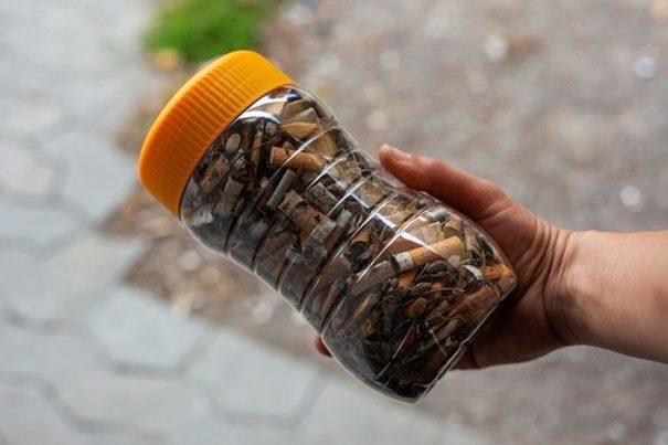 Gestión de residuos tóxicos: ¿qué hacemos con las colillas?