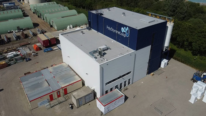 Inaugurada en los Países Bajos una planta para reciclar residuos de demolición de poliestireno