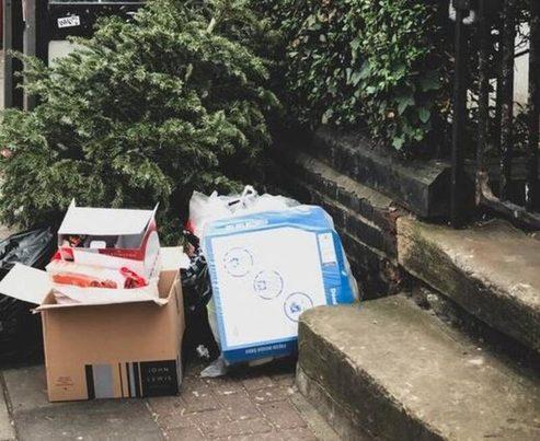 Cataluña: Barcelona introducirá cambios en la recogida de basura puerta a puerta de Sant Andreu