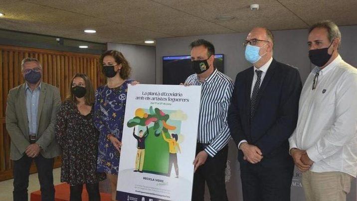 Valencia: La Semana de Hogueras se apunta al reciclaje con Ecovidrio en Alicante