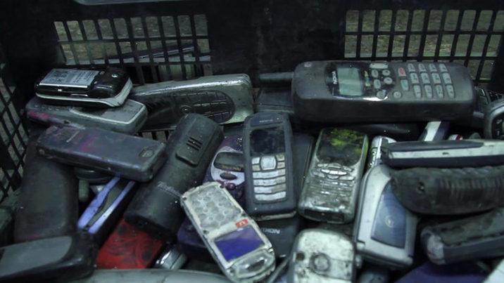 Cataluña: En marcha una campaña para recoger móviles en desuso