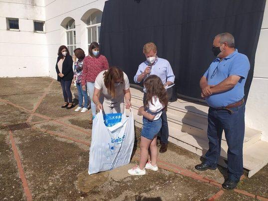 Andalucía: Entregados los premios de la campaña educativa sobre gestión de residuos de la Diputación de Huelva