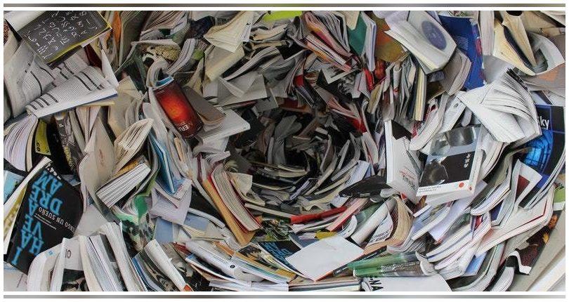 6 errores habituales al separar papel y cartón