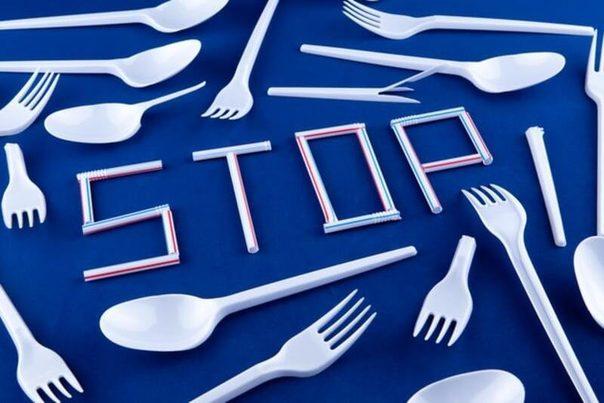En vigor desde el 3 de julio la prohibición de los plásticos de un solo uso en el ámbito de la UE